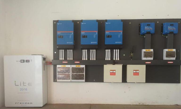 3 Phase Solar Power System