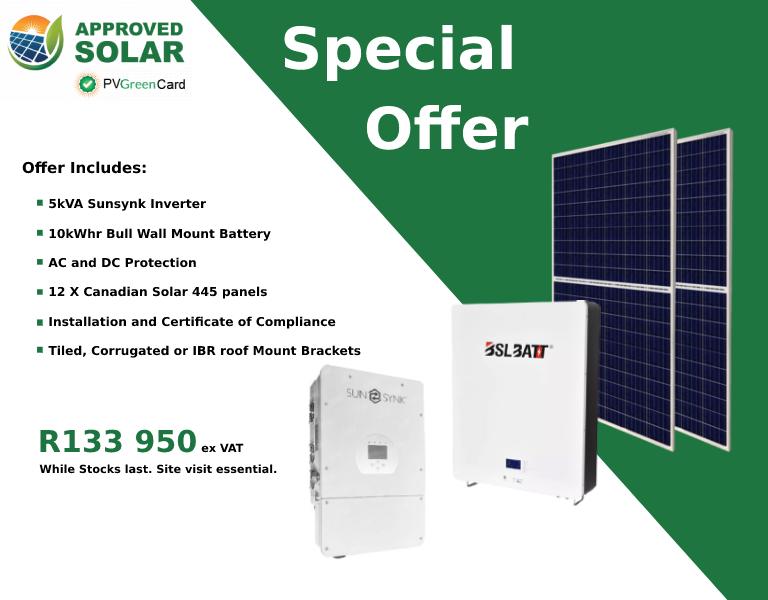 Solar SPecial